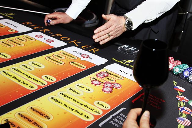 Hops And Malt Poker